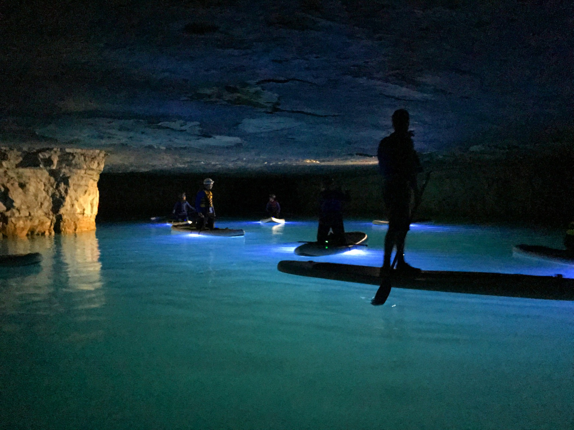 cave sup tour ky, ky cave, sup kentucky