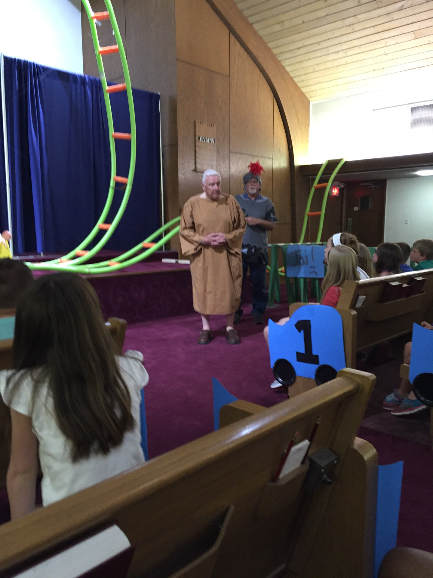 VBS 2016 Joseph's Rockin Roller Coaster of Faith