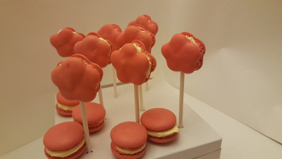 French Macarons Lollie's