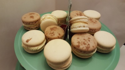 Large French Macarons