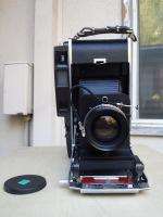 150mm f5.6 Fujinon lens