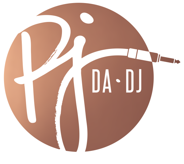 PJDADJ Circle Logo (Copper)