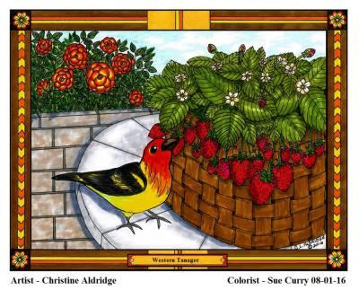 Colorist: Susan Curry, USA