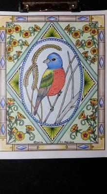 Colorist: Elizabeth Zack Siegel, USA