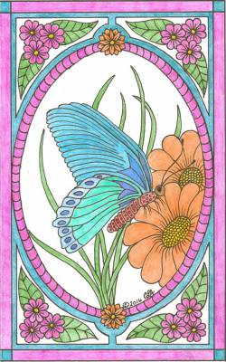 Colorist: Linda Bowman Fairfield, USA