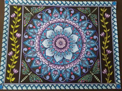 Colorist: Megan Pelser, So. Africa