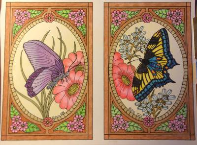 Colorist: Sally Thibodeaux, USA