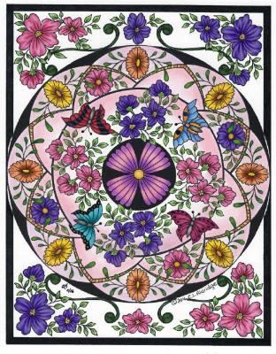 Colorist: Virginia Sanders Cole