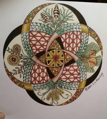Colorist: Elizabeth Zack Siegel