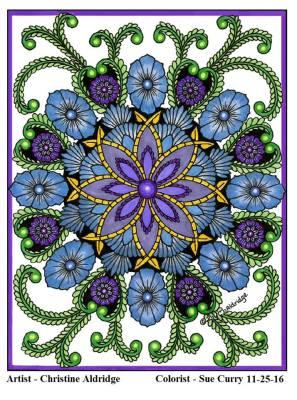 Colorist: Susan Curry