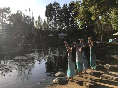 Global Water Dances Long Beach