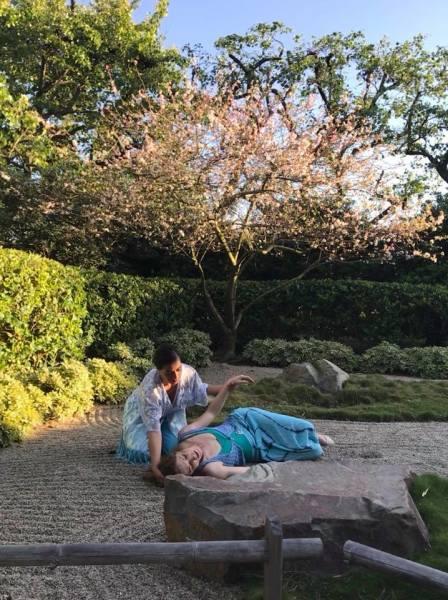 GWD Long Beach at Japanese Garden