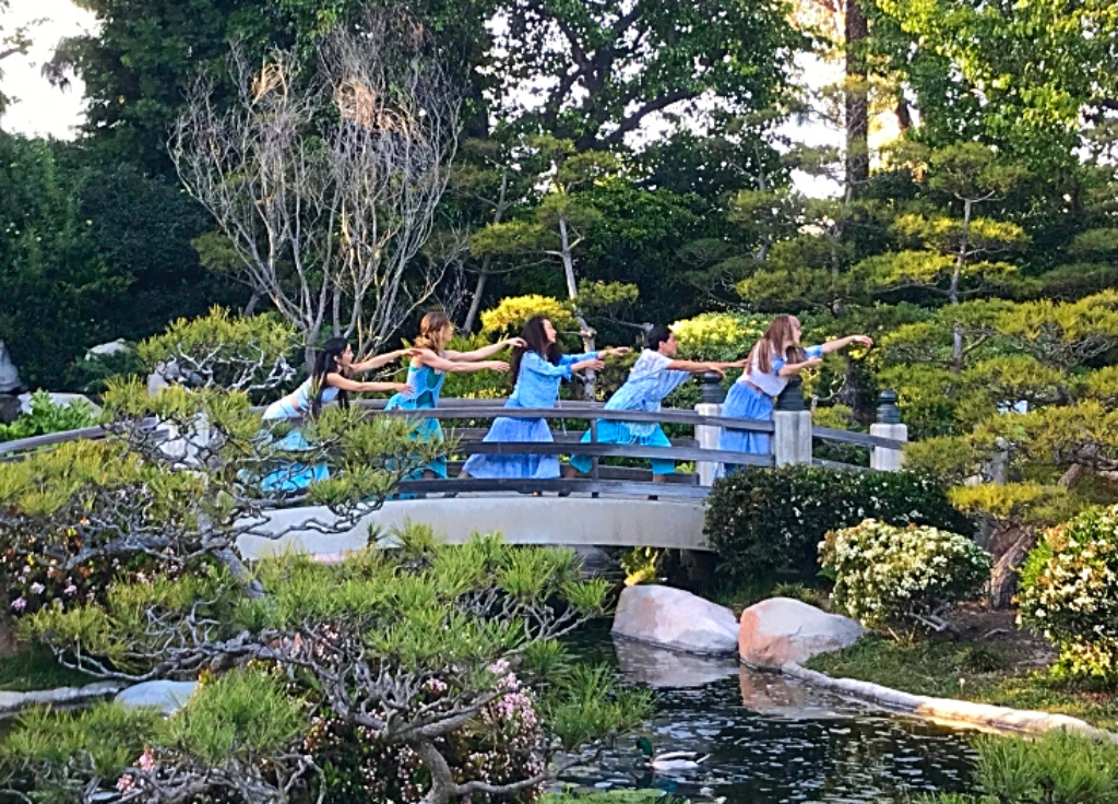 GWD Long Beach at the Japanese Garden
