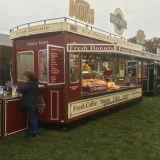 Donut Tram