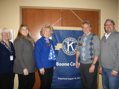 Kiwanis Club of Boone County