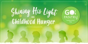 Shining His Light on Childhood Hunger