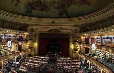 El Ateneo Grand Splendid in Buenos Aires, Argentina