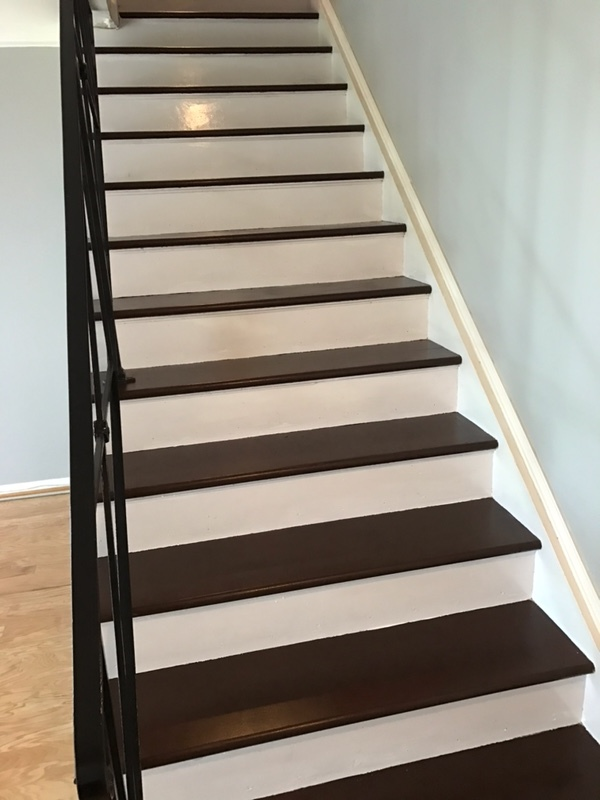 Stair Redesign