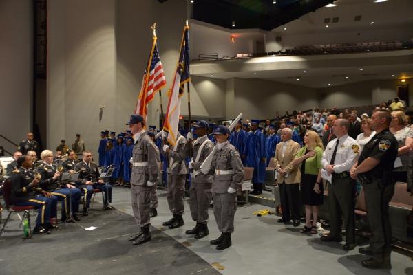 Class 01 Graduation