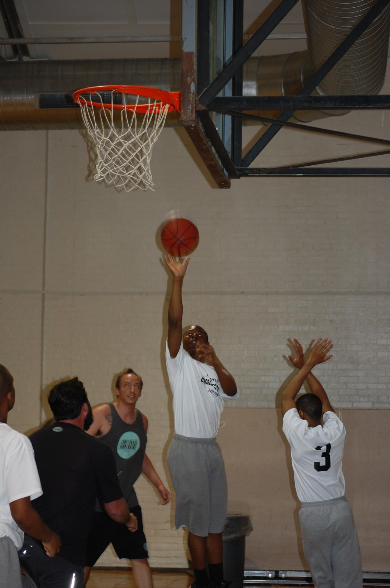 Basketball at TCA