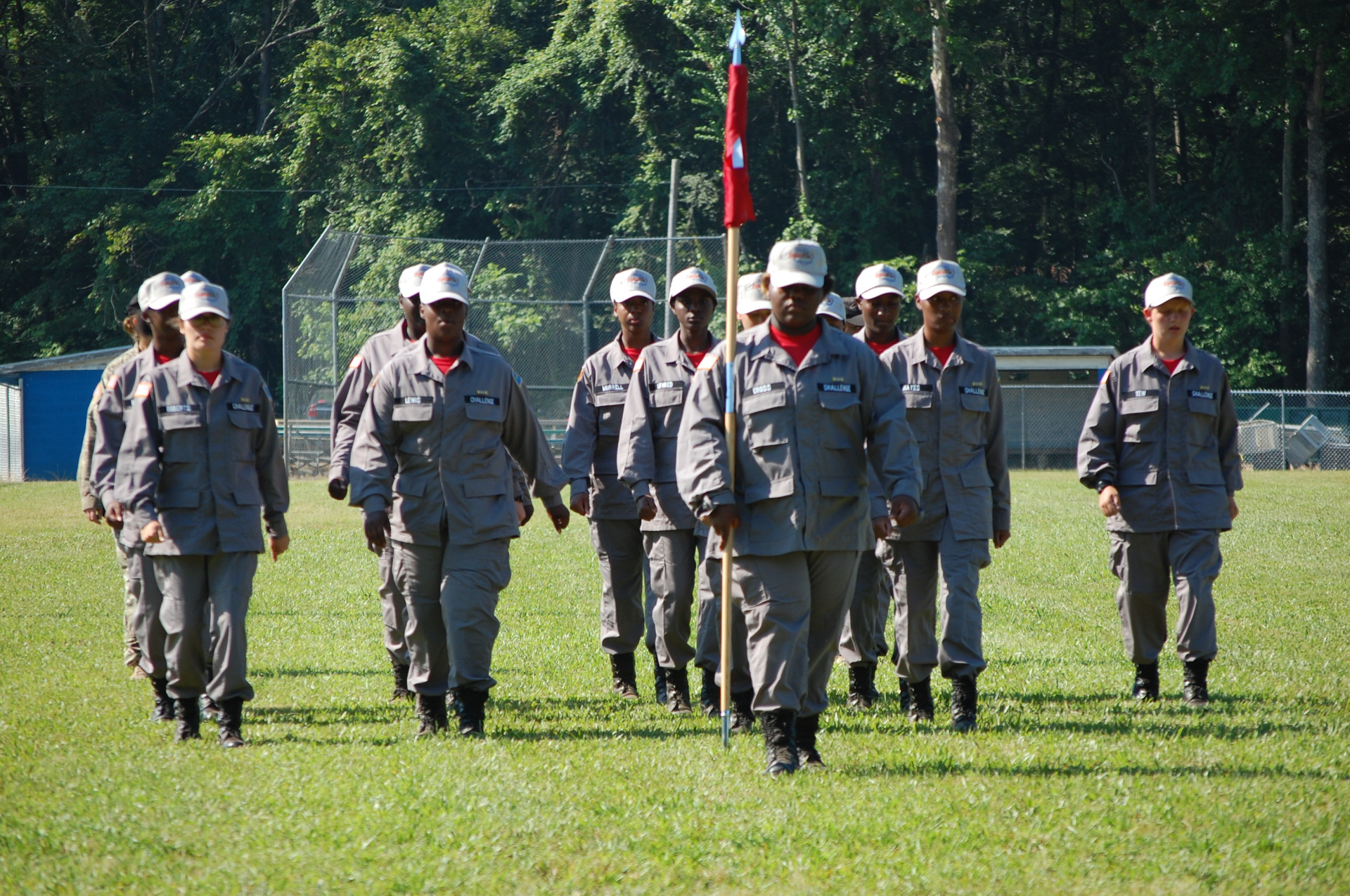 Drill and Ceremony Competition and Family Day/Pinning Ceremony
