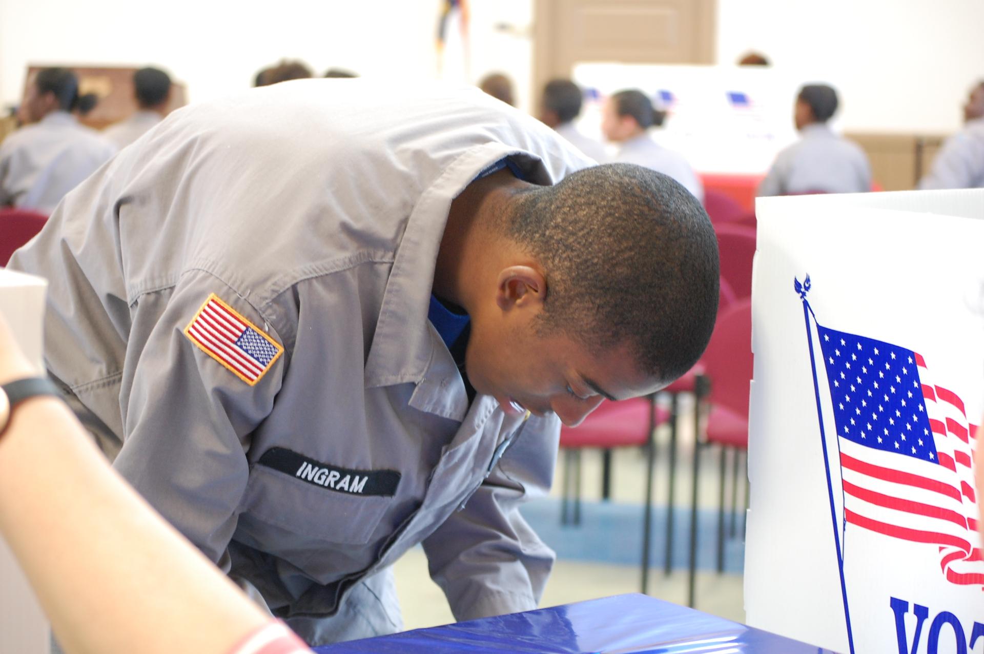 Cadet Advisory Board Elections