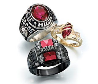 TCA Class Rings for Class 03