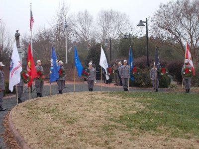 2016 Liberty Square Wreath Ceremony