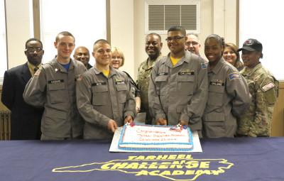 Tarheel Challenge Academy Celebrates 23 Years in North Carolina