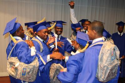 Class 04 Graduation