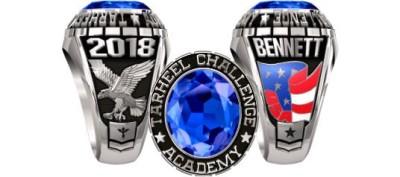 TCA Class Rings