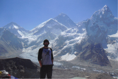 Researchers describe Everest trip