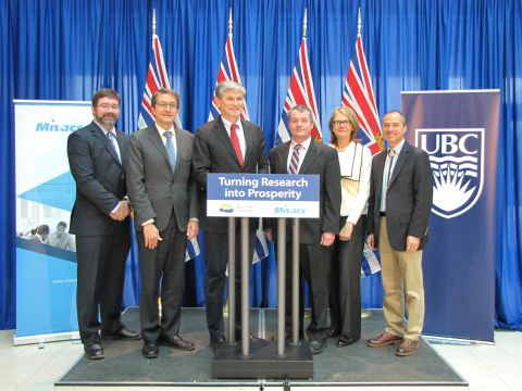 Announcing a $6,000,000 boost for tech research
