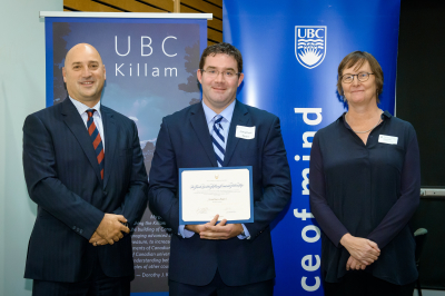 Izaak Walton Killam Memorial Doctoral Fellowships