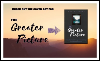 Announcement: Cover Art Finished for The Greater Picture!
