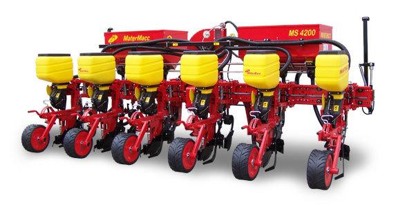 Vacuum Planters