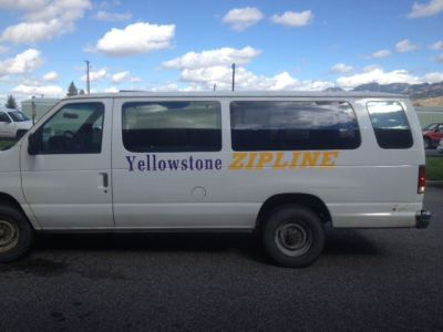 Yellowstone Zipline