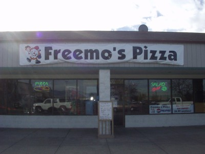 Freemo's Pizza