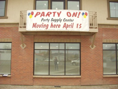 Party Supply Center