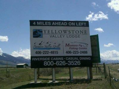 Yellowstone Valley Lodge