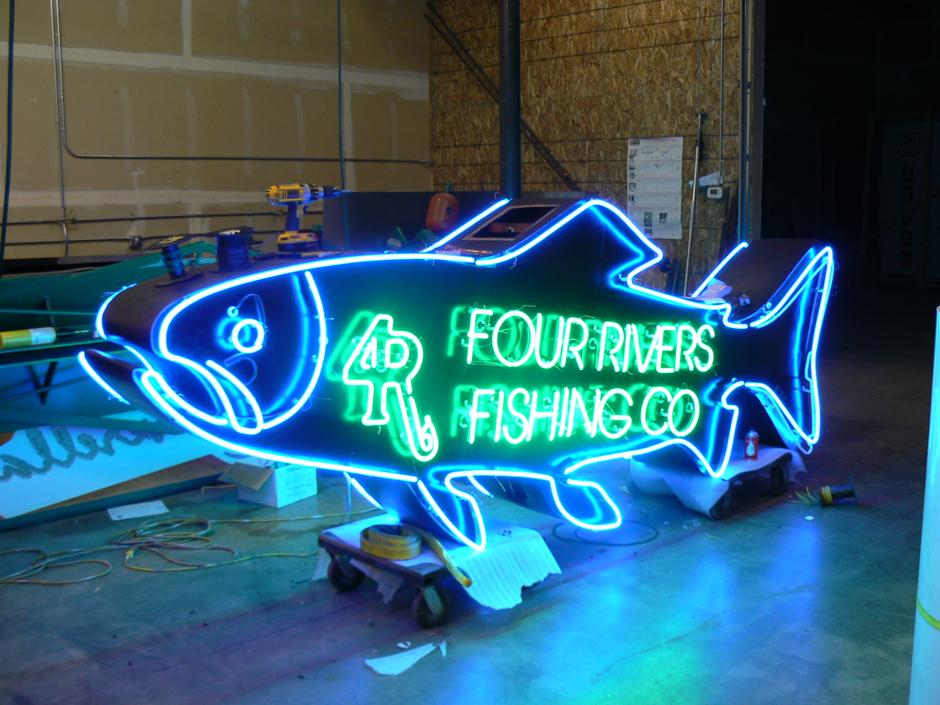 Four Rivers Fishing Company