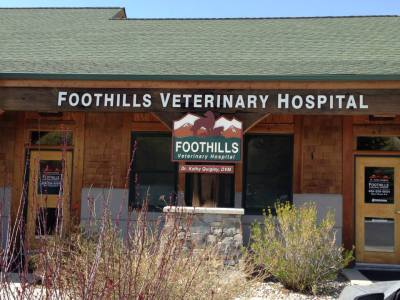 Foothills Vetrinary Hospital