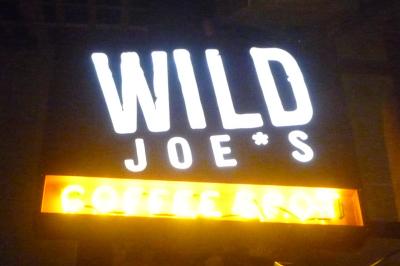 Wild Joe's Coffee Spot (night)