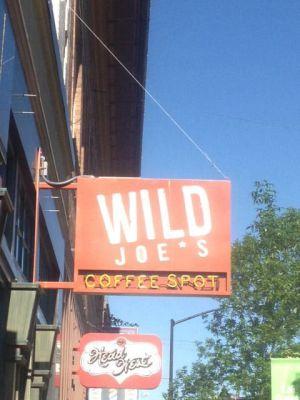 Wild Joe's Coffee Spot