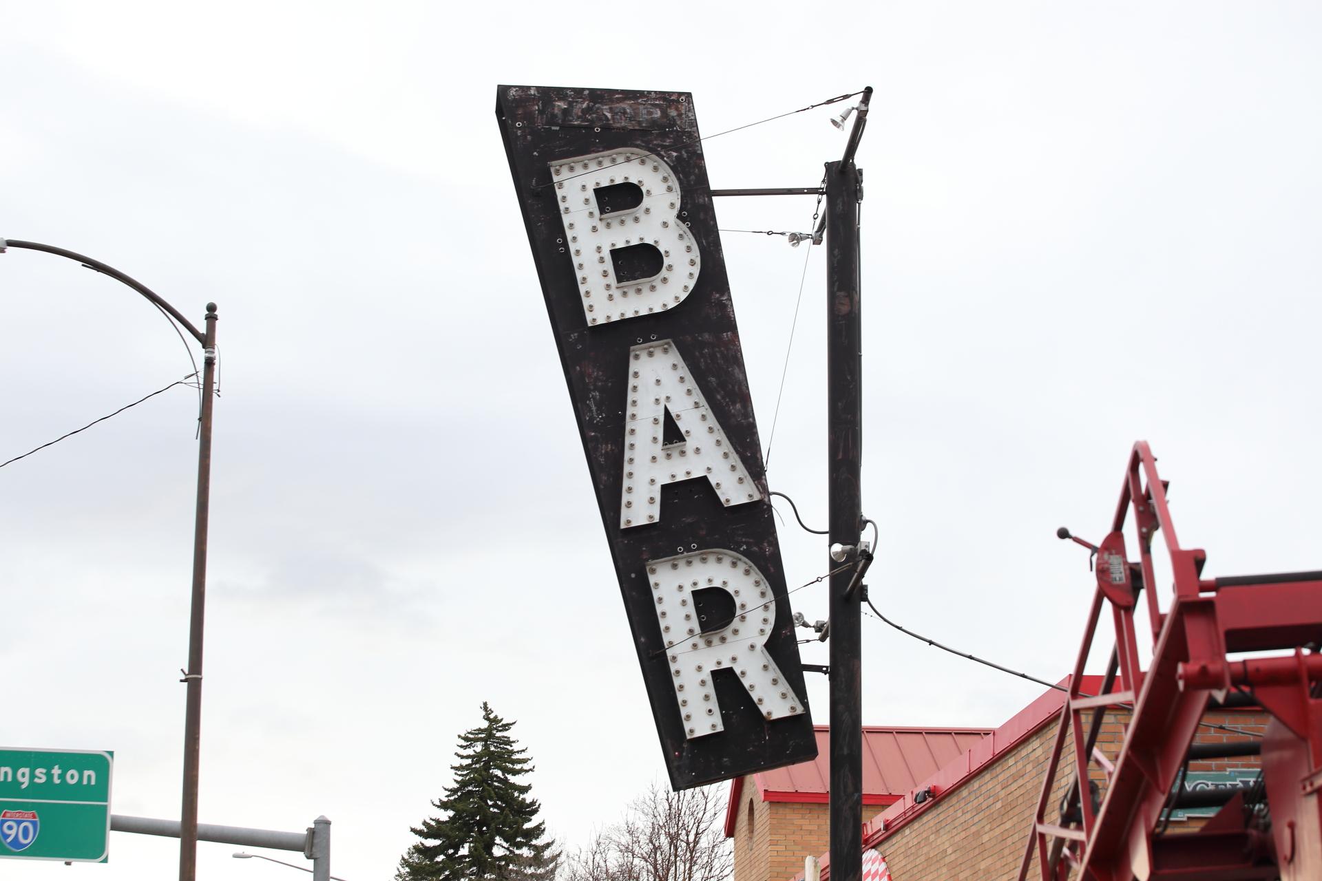Scoop Bar
