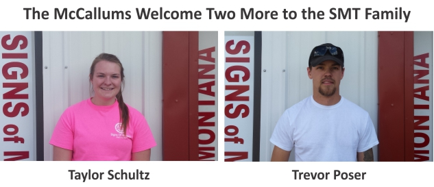 The McCallums Welcome Two More to the SMT Family