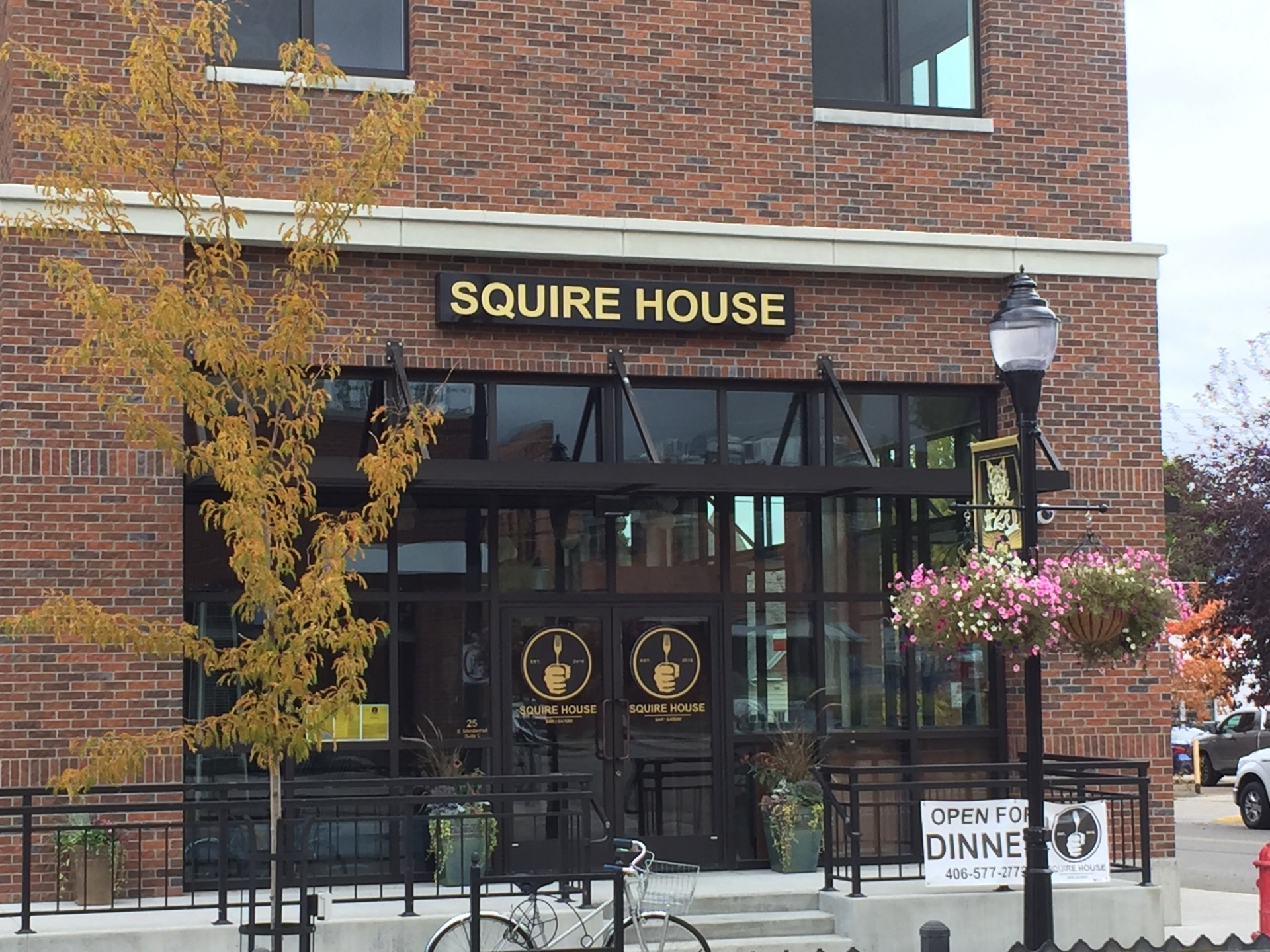 Squire House