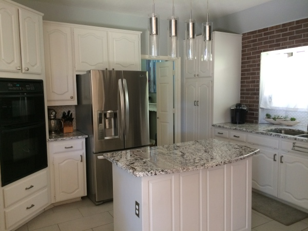 Kitchen reno #1