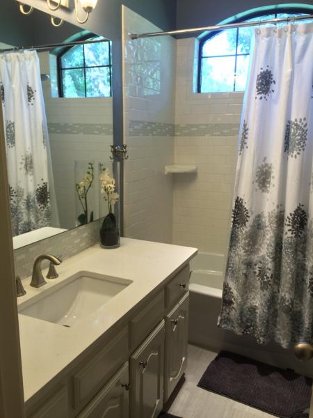 Bath Remodel #1
