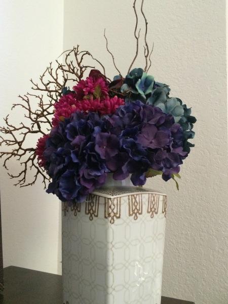 Custom Floral #1